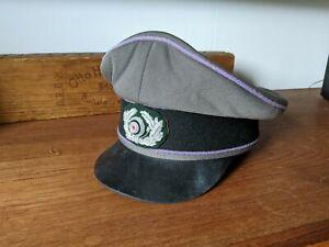 German WW2 Army Chaplain Crusher Cap