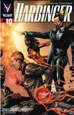 Harbinger #10 First Print Valiant Comics