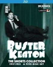 Buster Keaton Shorts Collection 1917 -23 (5 Discs) BLURAY