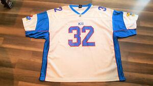 Starter Team Kansas University KU Jayhawks #32 Football Jersey size 3XL NWOT.
