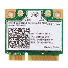Intel Dual Band Wireless-AC 7260 7260HMW 802.11abgn+ac 2x2 Wi-Fi Bluetooth 4.0