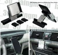 Universal ABS Car CD Slot Holder Mount For Cell Phone GPS iPhone Samsung Sat Nav