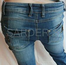 Madoc Premium Jeans 23 Stretch Blue Stone 46 Exclusive Slim Fit Denim L30 NEU