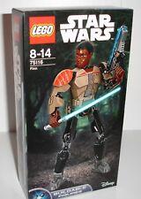 figurine LEGO STAR WARS FINN 75116 neuf