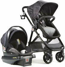 GB Lyfe Pram 4 Mode Baby Travel System With Car Seat Reversible Stroller Pushcar