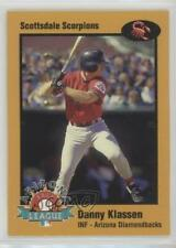 1998 Arizona Fall League Prospects Gold Danny Klassen #3