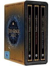 Der Herr der Ringe (4K Ultra UHD Blu Ray) DEUTSCHE STEELBOOK VERKAUFSAUSGABE