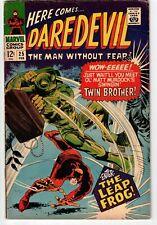 DAREDEVIL #25 1967 MARVEL SILVER AGE NICE!