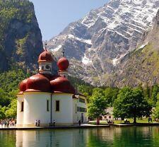 Berchtesgadener Land Kurzurlaub Hotel Alpenglück Bayern 3-8 Tage für 2 Personen