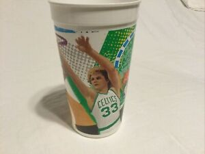 1993 McDonalds Nothing But Net MVP's Larry Bird Boston Celtics Cup