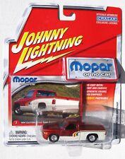 JOHNNY LIGHTNING R1 MOPAR OR NO CAR 1994 CUSTOM DODGE RAM PICKUP #3 Rubber Tires