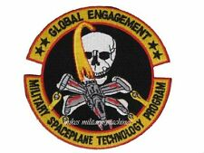 Air Force Black Ops Military Spaceplane Technology Program X-WING Aviation Patch