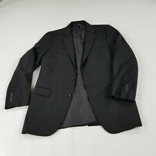 Brooks Brothers Men's Suit Jacket  39 Regular 2 Button Gray  ff