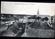LURY-sur-ARNON (18) VILLAS & EGLISE en 1916