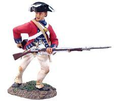 William Britain 18024 Révolution Américaine SOLDAT DU ROYAL IRLANDAIS CHARGEANT