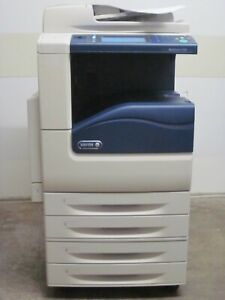 XEROX WORKCENTRE WC 7220 COLOUR A3 A4 LASER PRINTER SCANNER PHOTOCOPIER FAX PS3