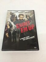 Shoot 'Em Up Widescreen Rated R Clive Owen, Paul Giamatti, And Monica Bellucci
