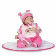 "17"" 43cm Lifelike  Reborn Baby Doll Realistic Newborn Baby Girl Dolls"