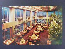 Phoenix Arizona Valley Center Golden Eagle Restaurant Vintage Postcard 1960s