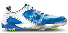FootJoy Freestyle Golf Shoes White/Blue 9.5 Medium