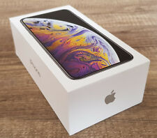 Apple iPhone XS MAX, 64GB Silver Box Only