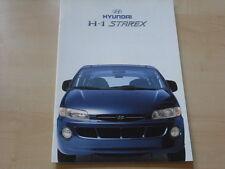 54181) Hyundai H-1 Starex Prospekt 12/1997