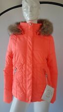 Poivre blanc Veste de Ski pour Femmes Nectar-Orange Taille L/XL (ca.Gr.40) Neuf