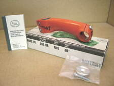 New-Old-Stock 3T Red Mutant Stem (25.8 mm / 26.0 mm clamp x 120 mm length)