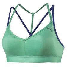 Ropa deportiva de mujer de color principal verde de poliéster