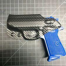 Walther PPK iwb holster kydex (carbon fiber)