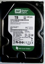 2 TB SATA Western Digital WD20EARS-42S0XB0 5.4K RPM 3,5 generalüberholt
