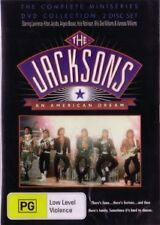 THE JACKSONS *AN AMERICAN DREAM* 2 DISC RARE NEW DVD FREE LOCAL POST