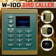 Mp3 Bird Caller