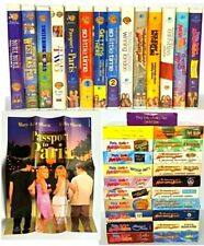 mary kate and ashley Vhs Lot Collection Rare Vintage 90s 39 tapes