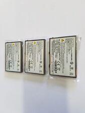 Lot X3 Genuine Htc Pa16A 350mAh Replacement Battery Dopod Htc8525 Ppc6700