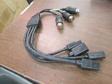 GM Tessco Test Harness Adapter Jumper Lead Connectors GM Cams #43 A B C 48911