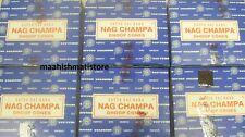 Original Nag Champa Incense Cones Bulk 6 x 12 (72) Wholesale Lot Satya Sai Baba