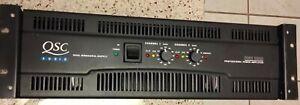 QSC Rmx 5050 Power Amplifier *1
