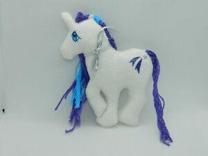 My Little Pony G1 Vintage Handmade Glory Felt Mini Plush Figure