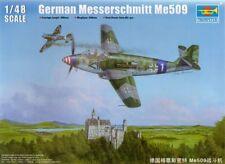 Trumpeter 1/48 Messerschmitt Me509 # 02849