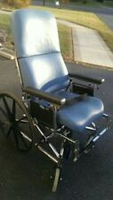 INVACARE  HTR550 Tilt and Recline... Chair-IN-SPACE WHEELCHAIR..