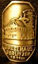 Gerlitzen Gripfelhaus used badge mount stocknagel hiking medallion G5878
