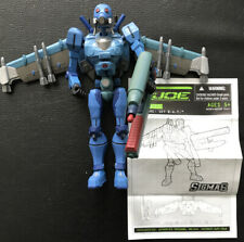 2006 Hasbro GI Joe Sigma 6 Codename Sky Bat B.A.T. Toy Figurine Soldier