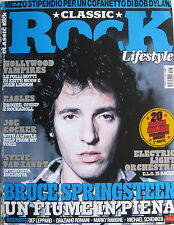 CLASSIC ROCK 37 2015 Bruce Springsteen Joe Cocker Eagles ELO Def Leppard Genesis