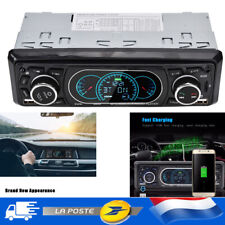 Autoradio Bluetooth Voiture Stéréo FM Poste Radio Lecteur MP3 Poste USB FR