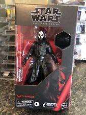 Hasbro Star Wars Black Series Darth Nihilus 6 inch Action Figure