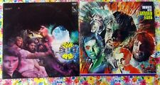 CANNED HEAT Lot x2 LP: Boogie With Canned Heat & Living The Blues(2LP) '68 #6846