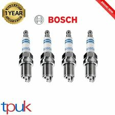 BRAND NEW BOSCH SPARK PLUG HR8MCV+ +39 0242229785 SET OF 4
