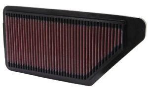 K&N AIR FILTER  for Honda H22A4 2.2L DOHC 16V VTEC Prelude BB6 97-99