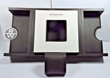 NOS New RAYMOND WEIL. Brown Wrist Watch Inner & Outer Box & Instructions Papers